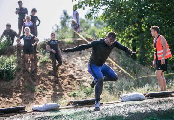 Adrian Stępiński Runmagedon 2018