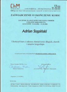 certyfikat chm