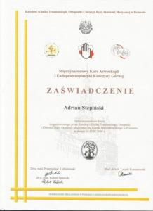 certyfikat reka