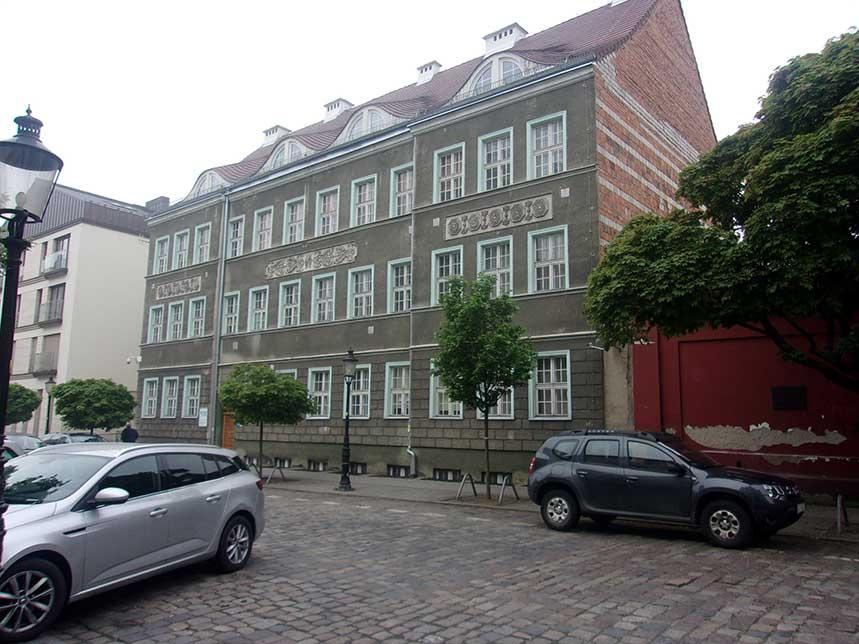 USI-MED budynek